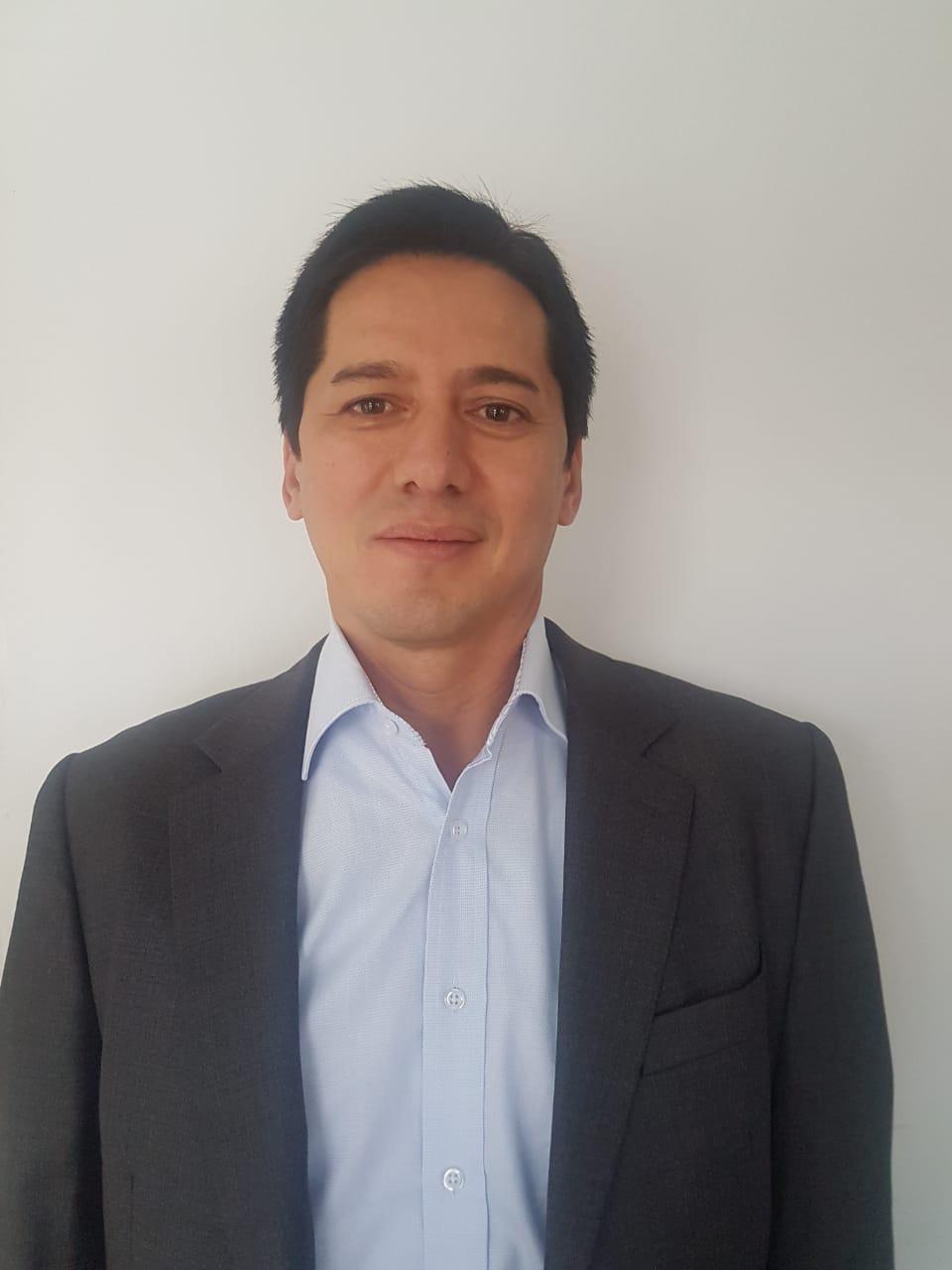 César Sarria nuevo director del Hospital San José