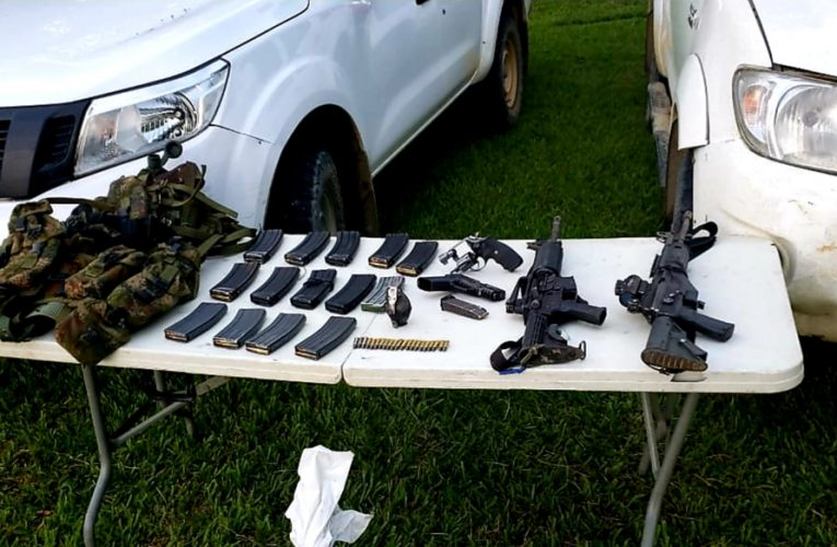 Ejército frustra atentado en el norte del Cauca