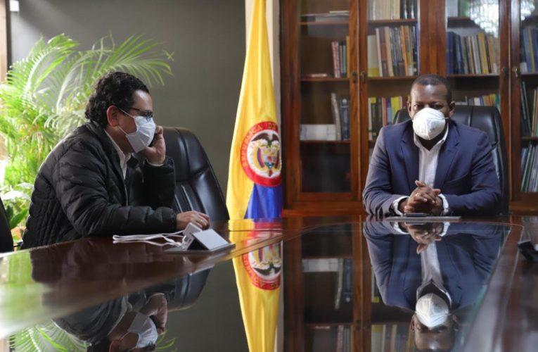 El Plan Social del Cauca sigue vigente: Miguel Ceballos