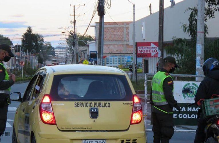 Más de 10 mil comparendos en Popayán por violación de la cuarentena