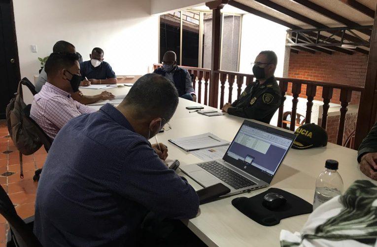 PMU analizó situación en Villarrica