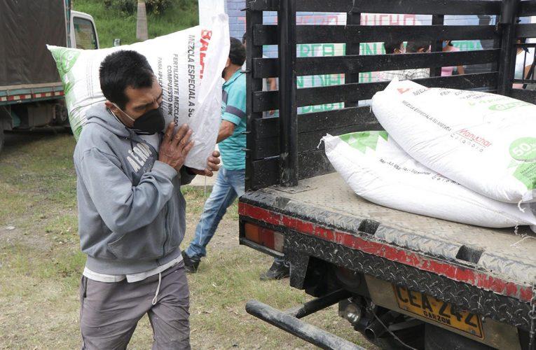 Se reactiva la cadena láctea en el Cauca