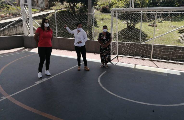Secretaría de Deporte interviene escenarios deportivos en Popayán