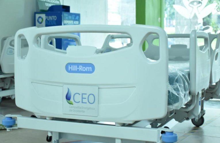 CEO entrega camas para UCI en dos hospitales del Cauca