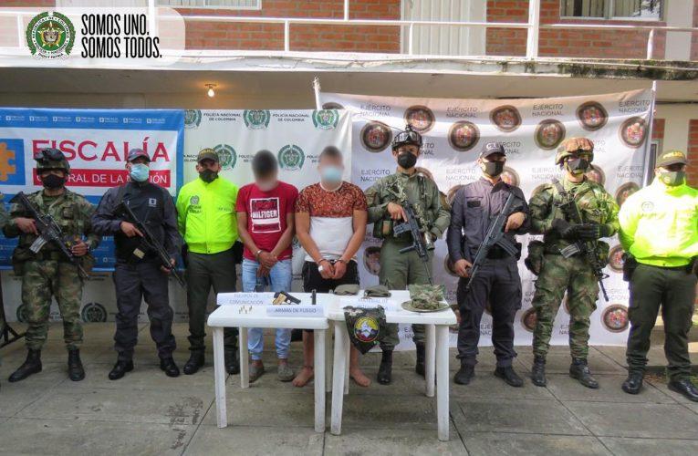 Capturados responsables de masacre en Buenos Aires, Cauca