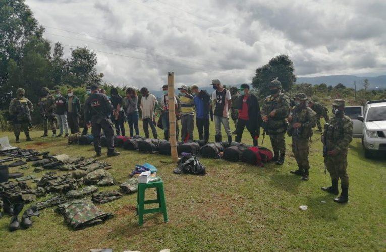 Duro golpe a la Segunda Marquetalia en el Cauca