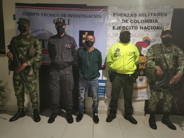 Capturado presunto asesino de empresario y dirigente Gustavo Herrera