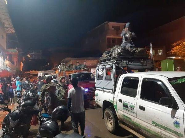 Comunidades sacaron de nuevo al Ejército en Argelia
