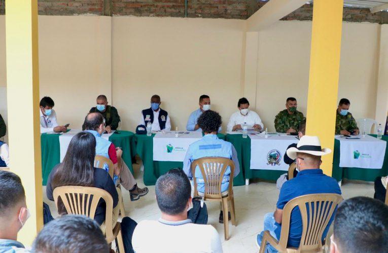 Gobierno hace presencia en Argelia