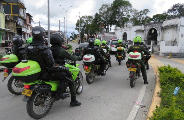 Policía entregó balance de aplicación del toque de queda los días 5 y 6 de enero