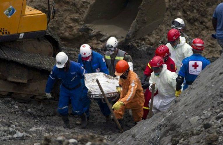 Cuatro muertos en derrumbe de mina de oro en Santander de Quilichao