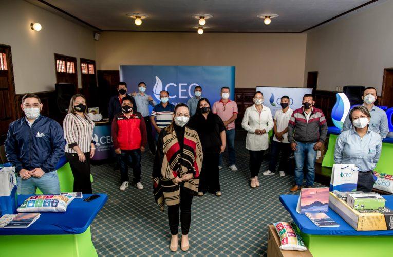 CEO entrega equipos a emisoras comunitarias del Cauca