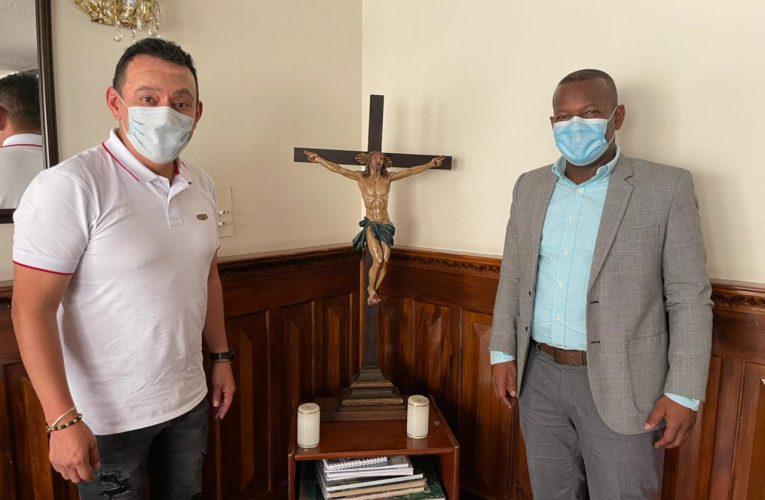 Gobernadores de Cauca y Nariño definen acciones conjuntas