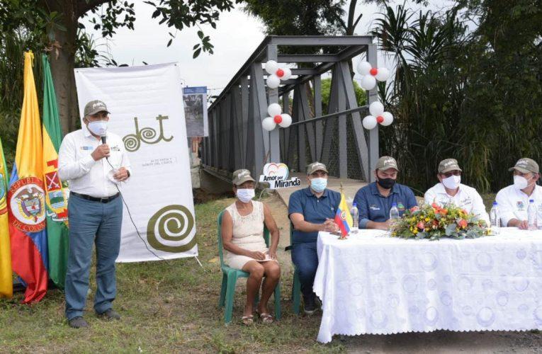 ART invierte 350 millones en obras para el norte del Cauca