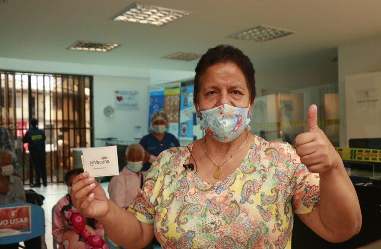 Cauca sigue con programa de vacunación contra Covid19