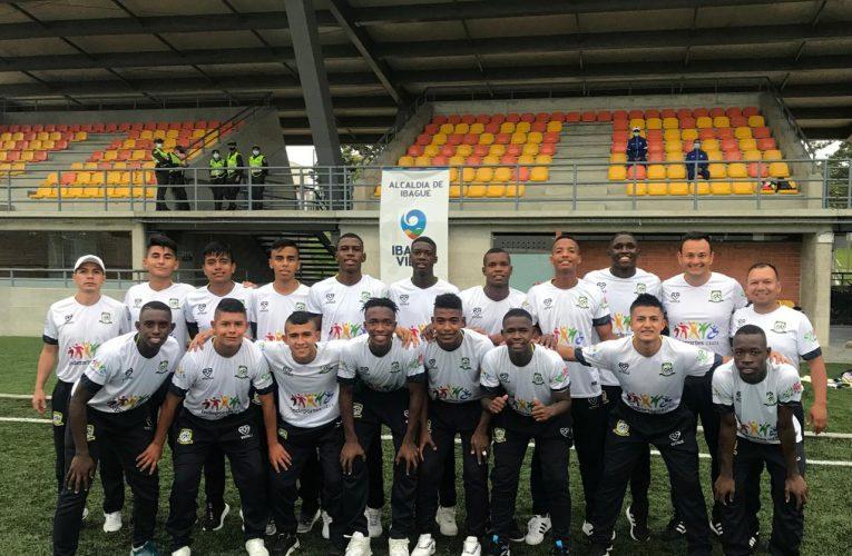 Con triunfo debutó Cauca en Campeonato Nacional Sub 15 en Ibagué
