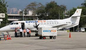 Easyfly abre ruta Popayán – Medellín desde el 2 de julio