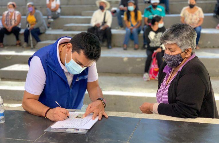 Víctimas de Popayán recibieron bonos humanitarios