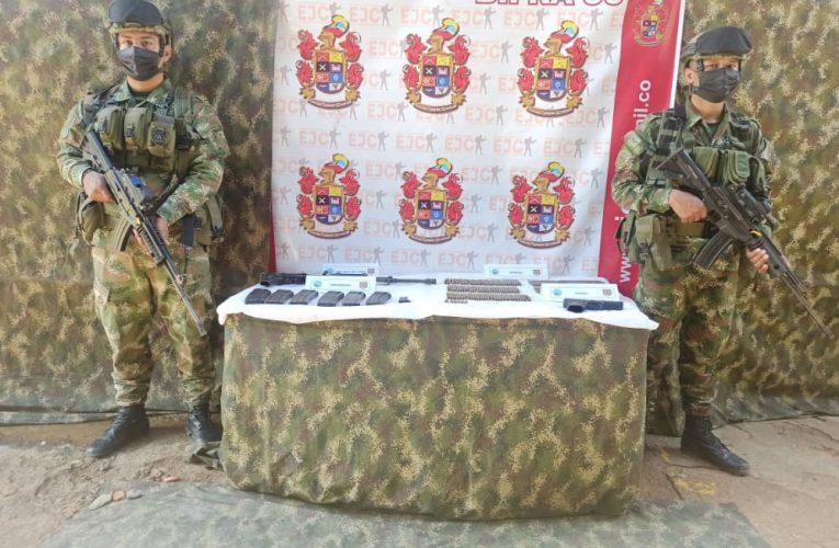 Ejército entrega balance de operaciones militares en Argelia