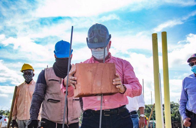 Alcalde dio inicio a la construcción de  2.065  viviendas de interés social para Popayán