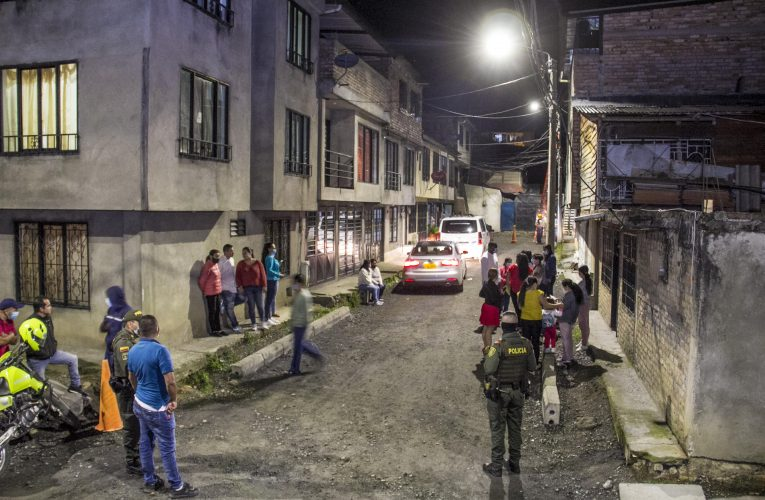 Estrategias de seguridad en Popayán arrojan primeros resultados