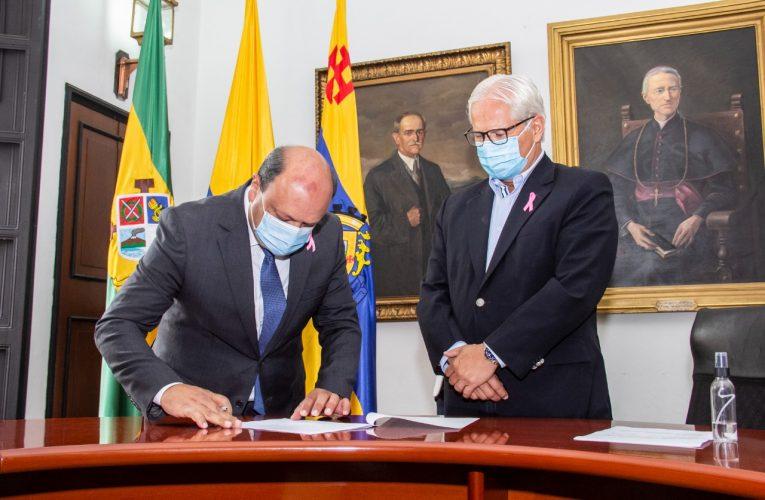 Hernando Alfonso Pérez nuevo Gerente de la empresa Acueducto y Alcantarillado de Popayán S.A E.S.P.