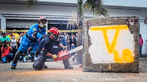 Popayán participa en Simulacro Nacional de Respuesta de Emergencia